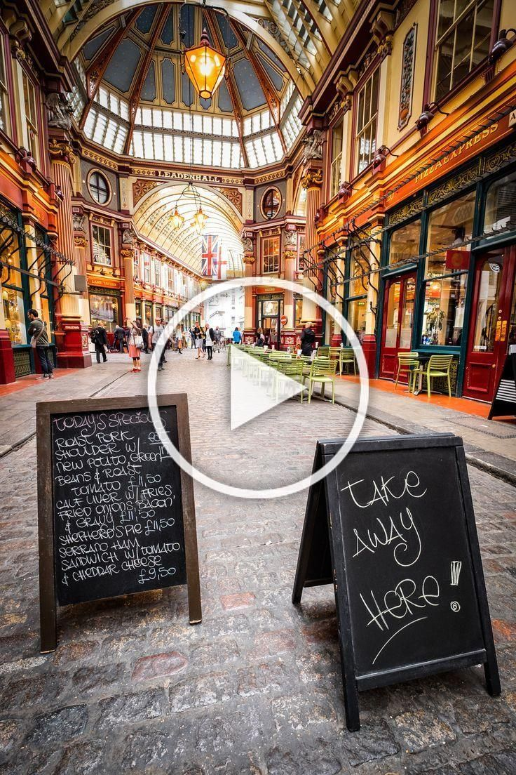 awesome Leadenhall Market, London. A Victorian market that is wonderful for shopping. It was also used in the making of Harry Potter films. ... #a #also #for #is #it #leadenhall #london #market #shopping #that #victorian #was #wonderful