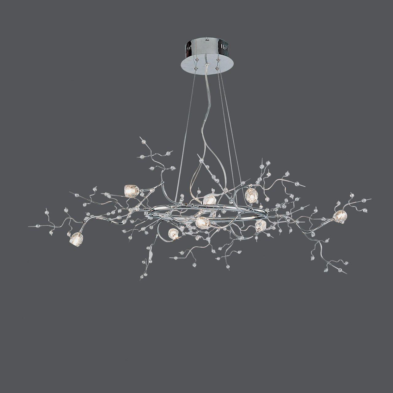 Modern lighting ceiling lights chandeliers winterfell twigs modern lighting ceiling lights chandeliers winterfell twigs with blossoms crystal mozeypictures Images