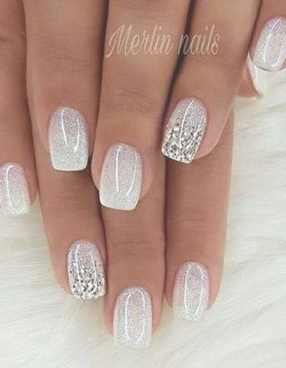 30+ Chic Summer #Wedding #Nail Ideas to Love,  #Chic #Ideas #Love #Nail #Summer #summerWeddin…