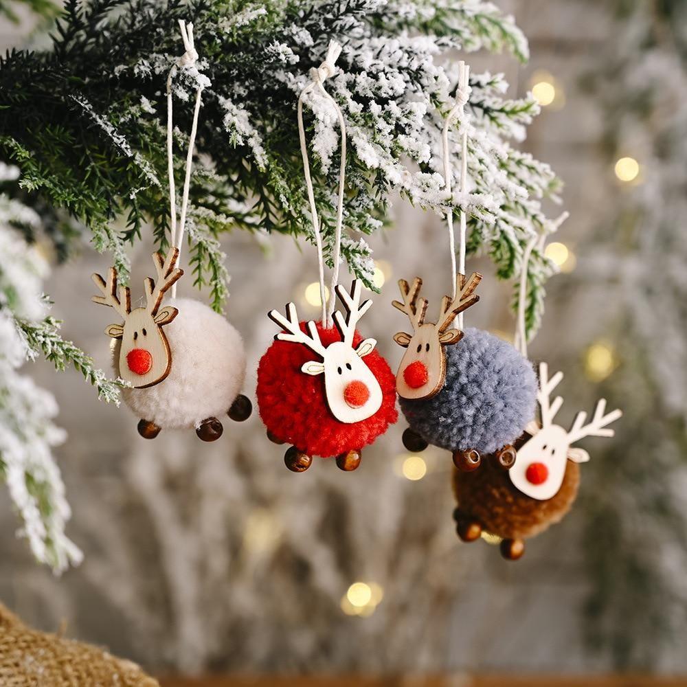 17++ Felt hanging christmas tree decorations inspirations