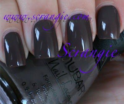 Nubar Marabout (Dark Grayed Taupe)