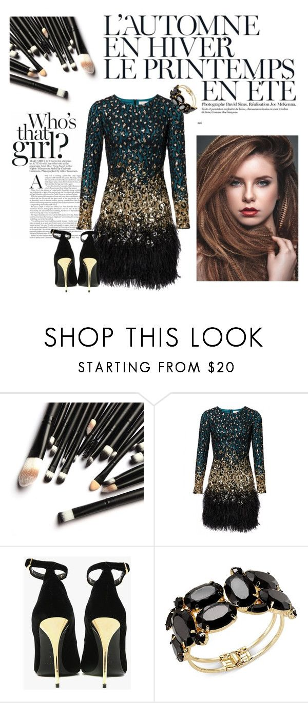 """Dancing Queen"" by luv-peanutbutter8 ❤ liked on Polyvore featuring Été Swim, Balmain and Thalia Sodi"