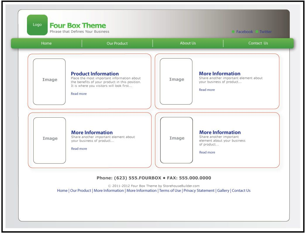 Php Website Templates Free Website Template With Tips For Success Green  Httpwww