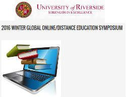 2016 Winter Global Online-Distance Education Symposium - http://elearningindustry.com/elearning-events/2016-winter-global-online-distance-education-symposium