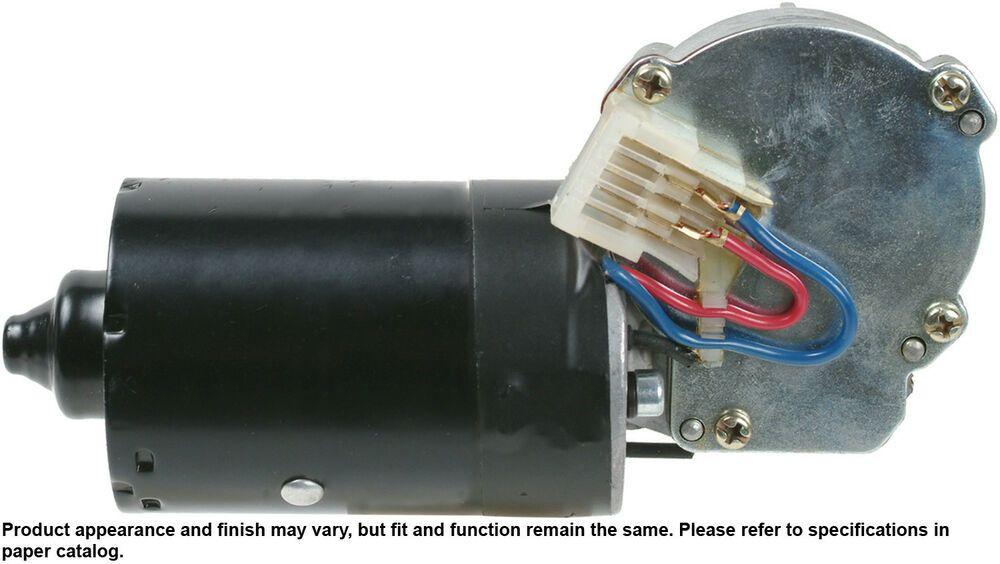 Windshield Wiper Motor Wiper Motor Front Cardone Reman Fits 98 10 Vw Beetle Windshield Wipers Vw Beetles Cardone