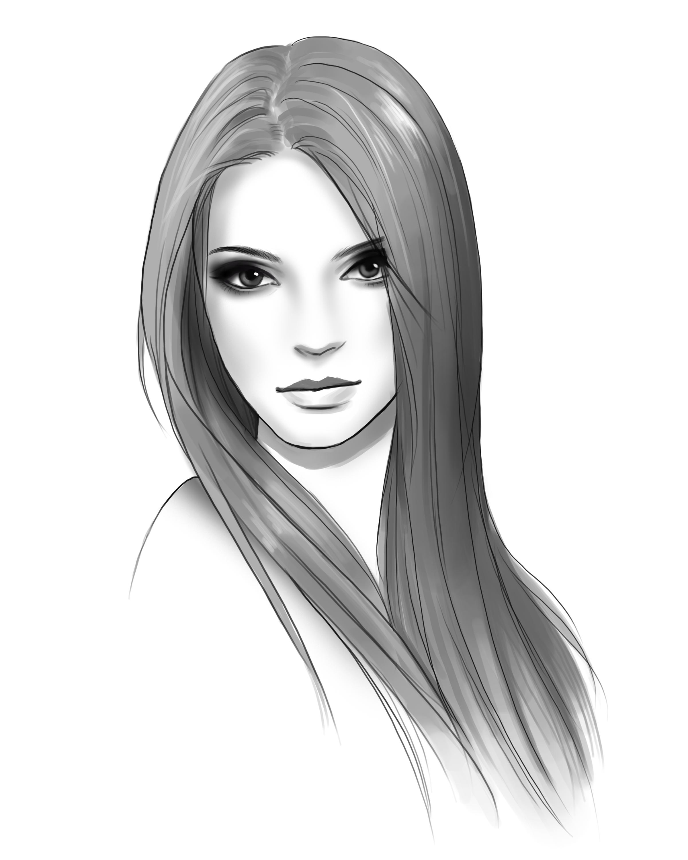 #newyork #style #sleek #straight #sexy #elegant #hair # ...