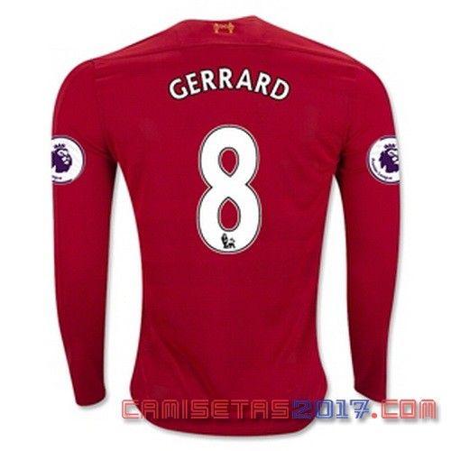 comprar camiseta Liverpool deportivas