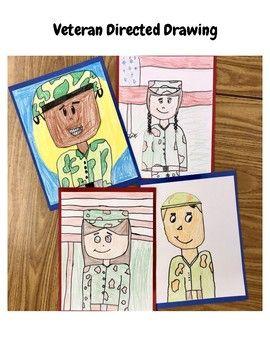 Veteran Directed Drawing #veteransdayartprojects