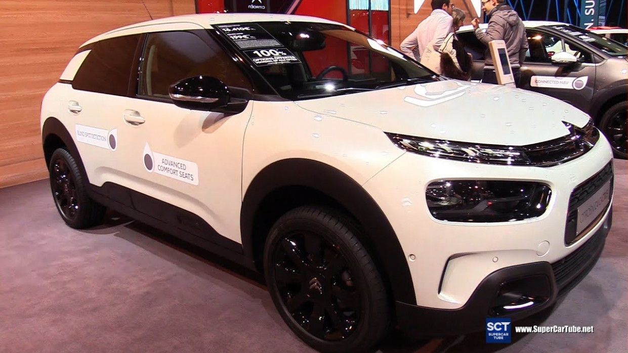2020 Citroen C4 Cactus Citroën C4 Citroen Infotainment System