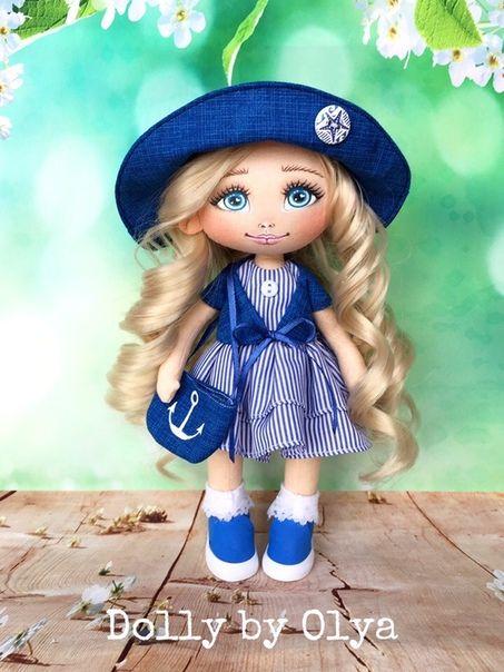 ВСЕ О РУКОДЕЛИИ | Куклы, Новенькая, Рукоделие