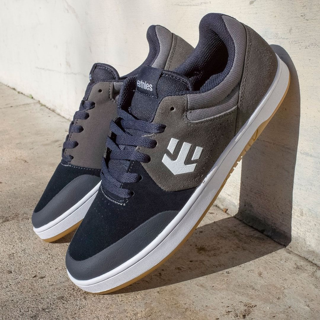 Perfect grip thanks to a sole by Michelin New etnies