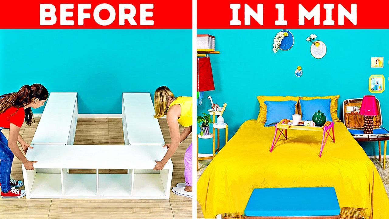 Photo of Easy Ways To Upgrade Your Room    Cheap And Simple Decorating Tricks