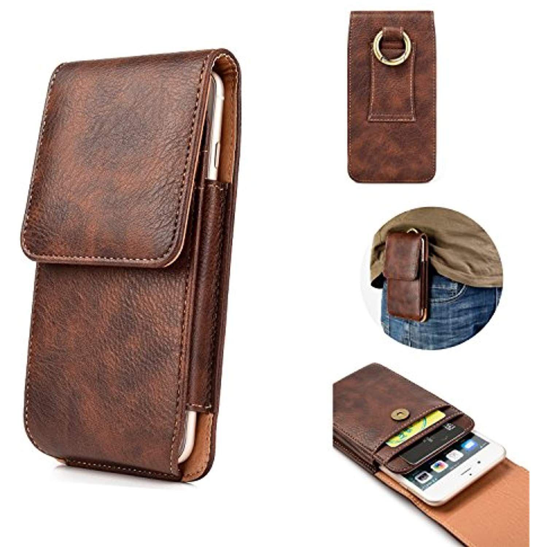 pretty nice 1862a 399db iPhone 7 Plus 6S Plus Belt Holster, kiwitatá Vertical Premium ...