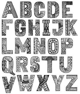 Small doodle alphabet from lost coast stmps rubber stamp lust small doodle alphabet from lost coast stmps thecheapjerseys Choice Image