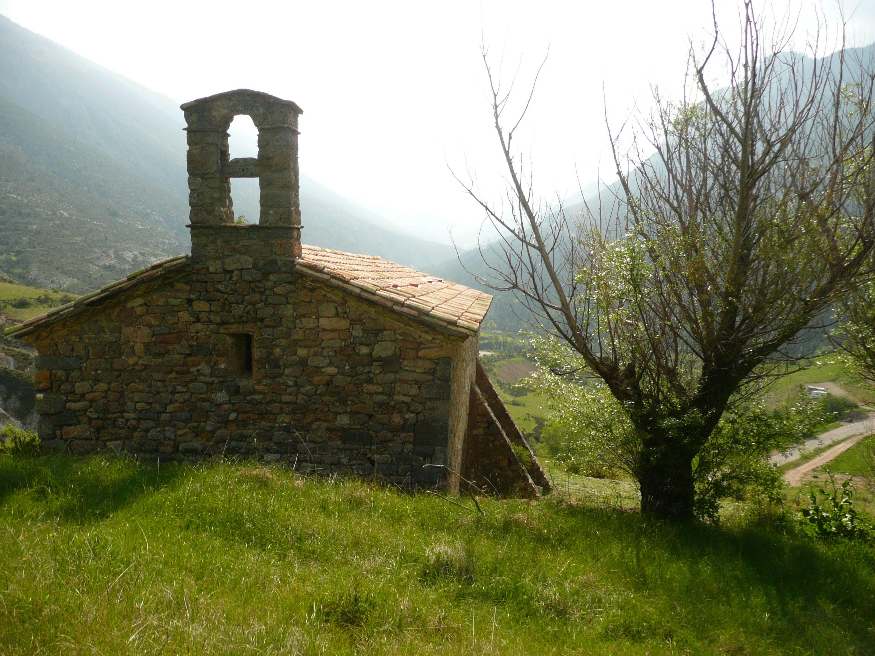 Ermita de Santa Maria, Josa de Cadí.