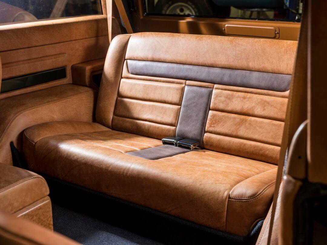 1976 Classic Ford Bronco Restoration in 2020 Classic