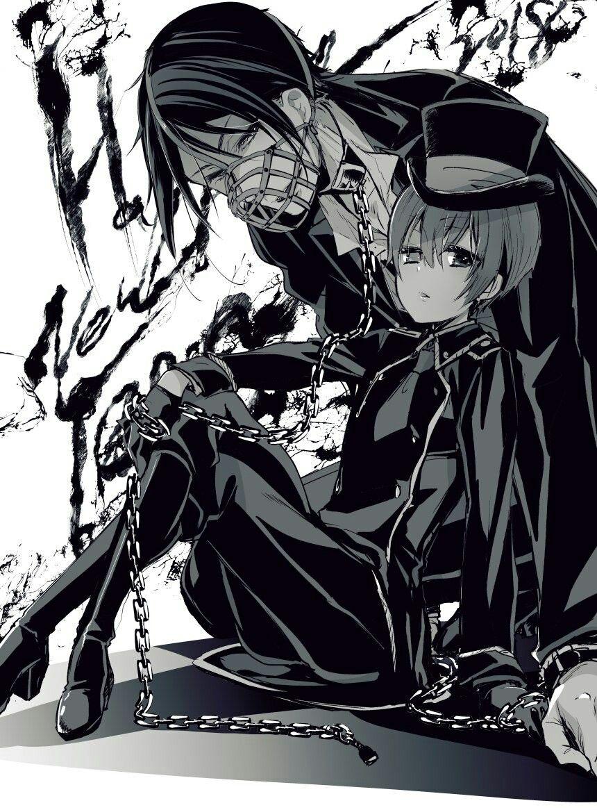 Kuroshitsuji, Ciel Phantomhive, Sebastian Michaelis | Black Butler