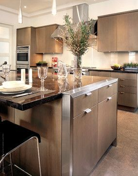 Contemporary Kitchens - Contemporary - Kitchen - Miami ...