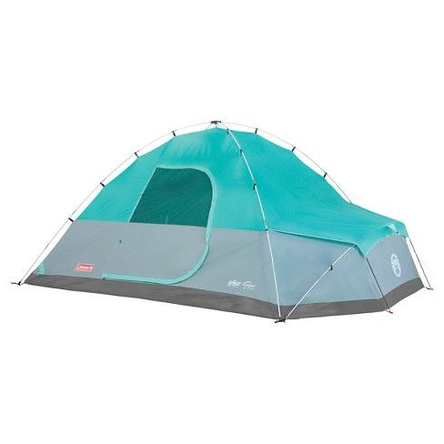 Coleman 174 Namakan Fast Pitch 7 Person Dome Tent With Annex