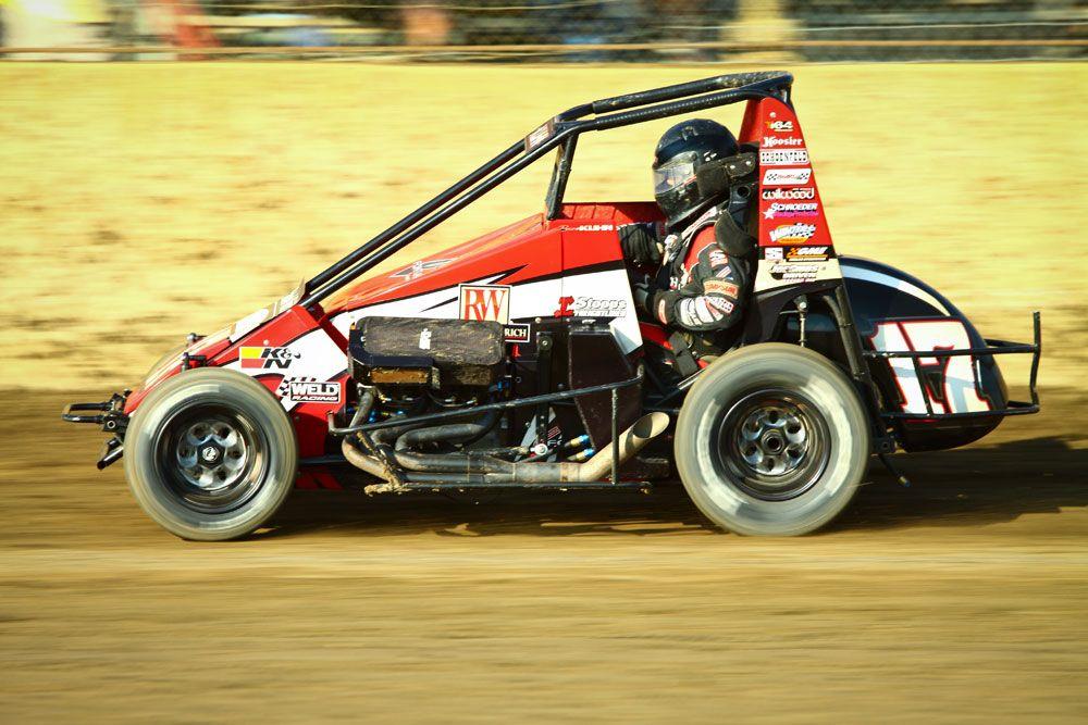 Breasts.. auto midget motorsports racing racing sports
