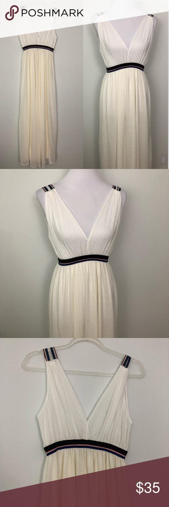 Zara Floor Length Goddess Maxi Dress White Stretch Goddess Maxi Dress White Maxi Dresses Dresses [ 1740 x 580 Pixel ]