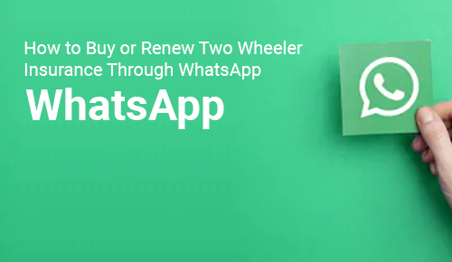 Two Wheeler Insurance On Whatsapp From Wishpolicy In March 2020