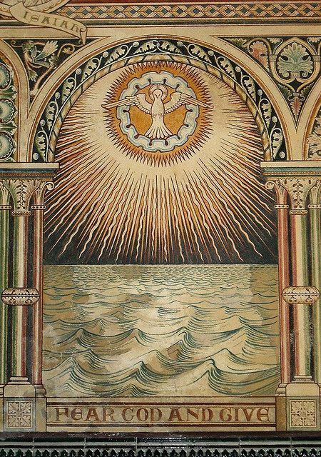 The Spirit of God Moves on the Face of the Waters by awmc1, via Flickr