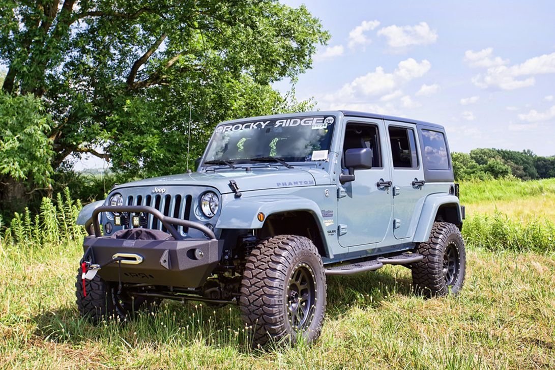All Of The Legendary Wrangler Capability With The Added Rocky Ridge Equipment Make This A Truck With Function Utili Jeep Wrangler For Sale Jeep Wrangler Jeep