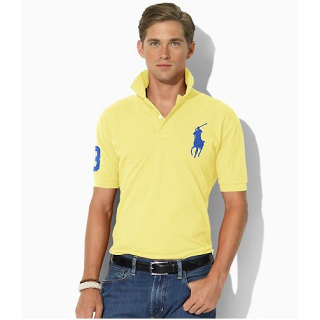 Welcome to our Ralph Lauren Outlet online store. Ralph Lauren Mens Big Pony Polo T Shirts rl0238 on Sale. Find the best price on Ralph Lauren Polo.