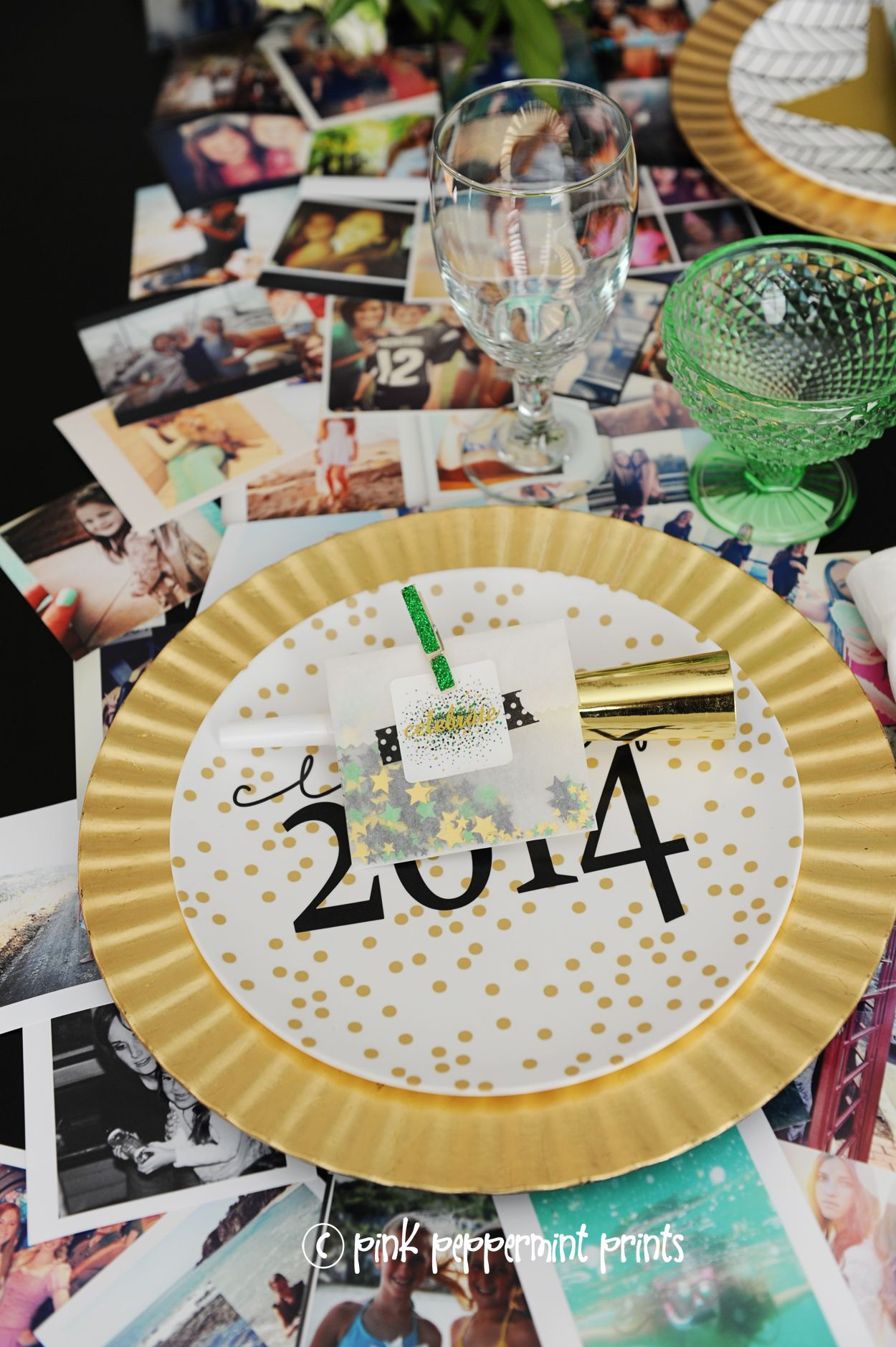 Graduation Parties and Beyond with Shutterfly