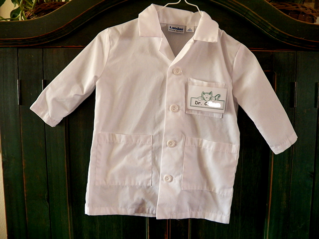 Toddler doctor costume and source for kid sized lab coats toddler doctor costume and source for kid sized lab coats pronofoot35fo Image collections