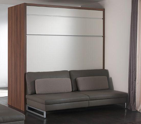 Un Lit Escamotable Canape Contemporain Le Loft Sofa Est Un Modele Haut De Gamme Elegant Et Fonctionnel Lit Escamotable Meuble Lit Ensemble Meuble Salon