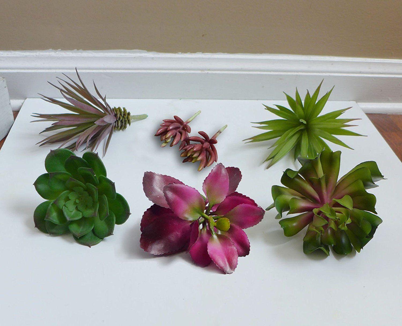 artificial plants for office decor. Artificial Plants Lifelike Succulent Plastic Flowers Decoration Fake Restaurant Home Garden Decor Office Coffee Shops Craft For A