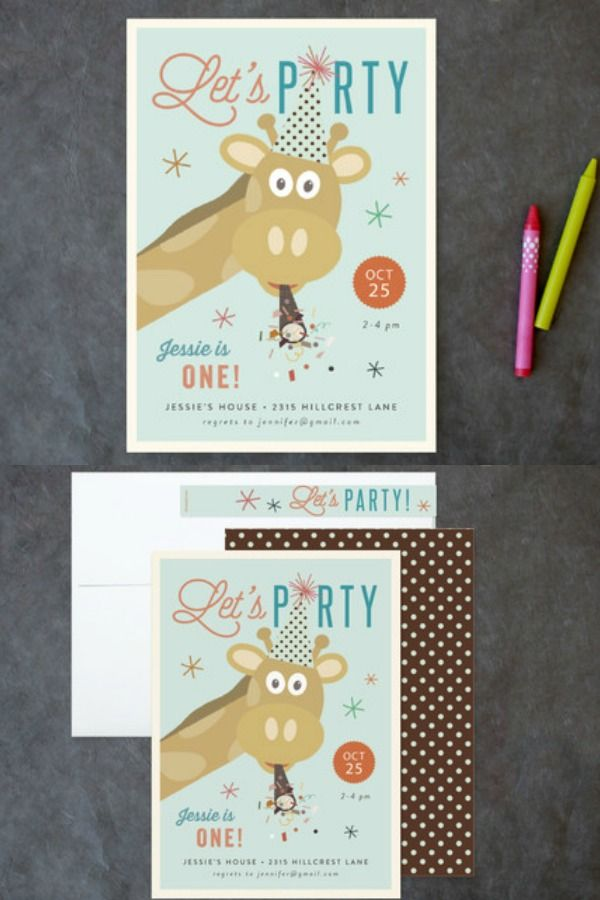 Jungle party childrens birthday party invitation on minted jungle party childrens birthday party invitation on minted celebrate your son or daughters special day with our unique birthday party invitat stopboris Choice Image