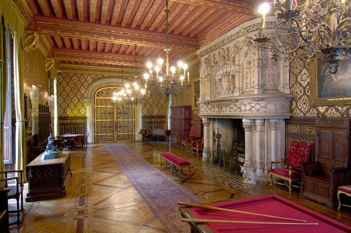 Château du Lude. Gallery