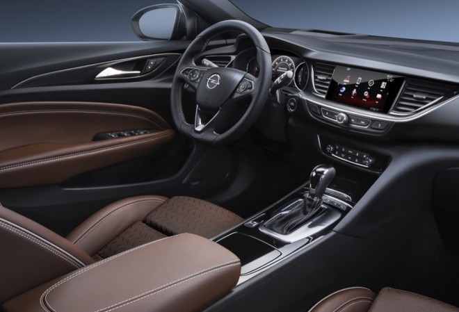 2018 Opel Insignia Interior Vauxhall Insignia Opel Vauxhall