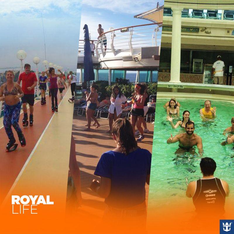 #royallife A 4ª edição do cruzeiro Royal Life, de 16 a 23 de fevereiro a bordo do Splendour of the Seas, foi um sucesso! Se você esteve a bordo, compartilhe conosco a sua experiência! E até o próximo #royallife!