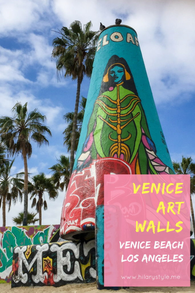 Venice Art Walls: Caution Wet Paint | Art walls and Venice beach