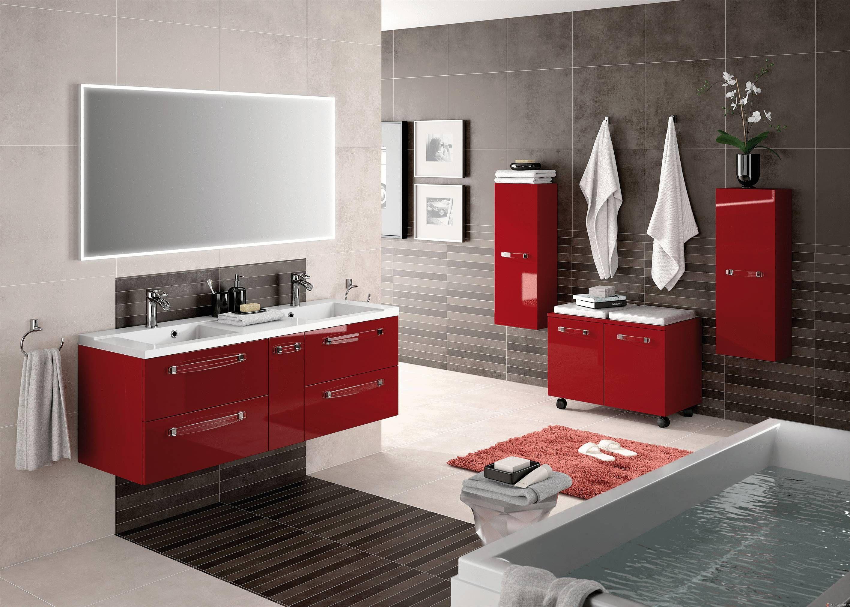Salle De Bain Parement Baignoire ~ aquarine brooklyn red rouge red pinterest journ e de