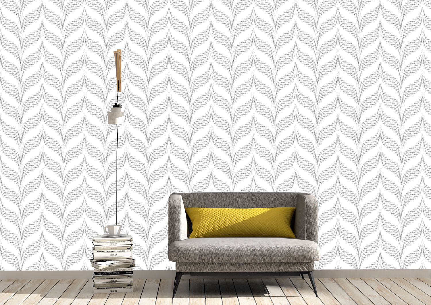 Removable Peel And Stick Wallpaper Black And White Geometric Etsy In 2020 Peel And Stick Wallpaper Vinyl Wallpaper Removable Wallpaper