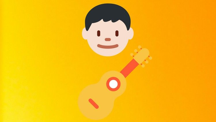 Udemy 100 Off Children S Songs For The Guitar Basic Guitar