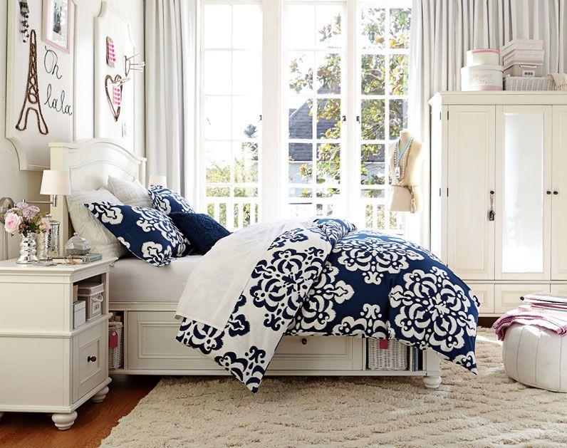 Interior Pb Teen Bedroom teenage girl bedroom ideas sophisticated style pbteen so pretty jk would love