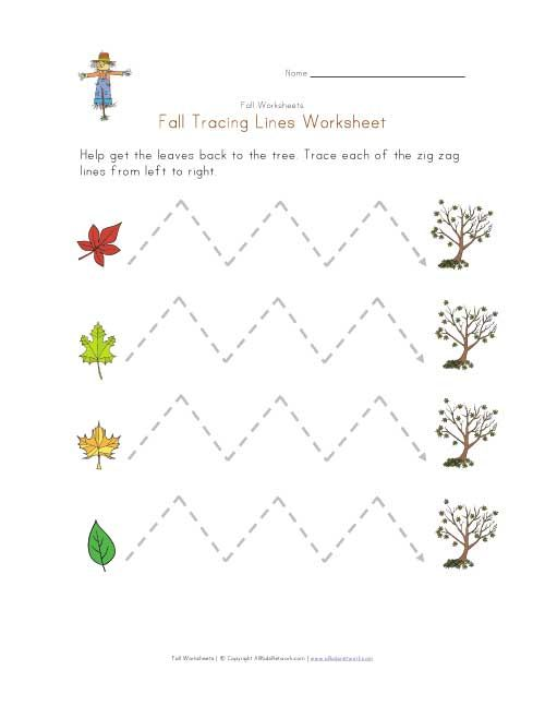 fall fine motor skills worksheet Classroom ideas – Kindergarten Skills Worksheets