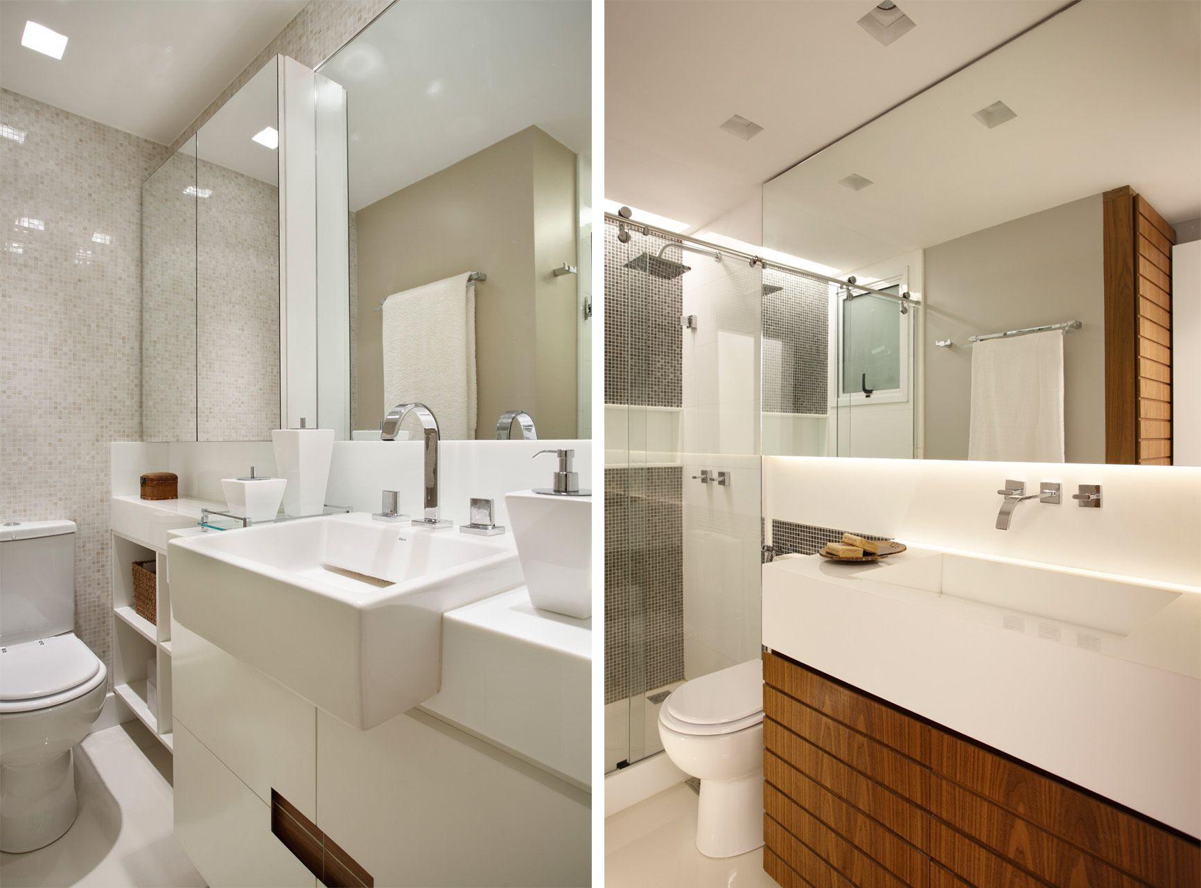 iluminação para banheiros  Pesquisa Google  ILUMINAÇÃO BANHEIROS  Pinterest -> Iluminacao Banheiro Pequeno