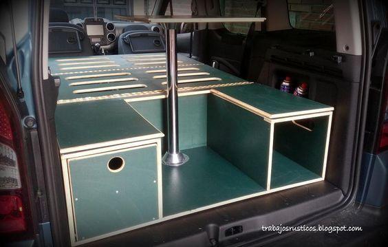 Artesan a madera muebles de madera r sticos for Muebles camping