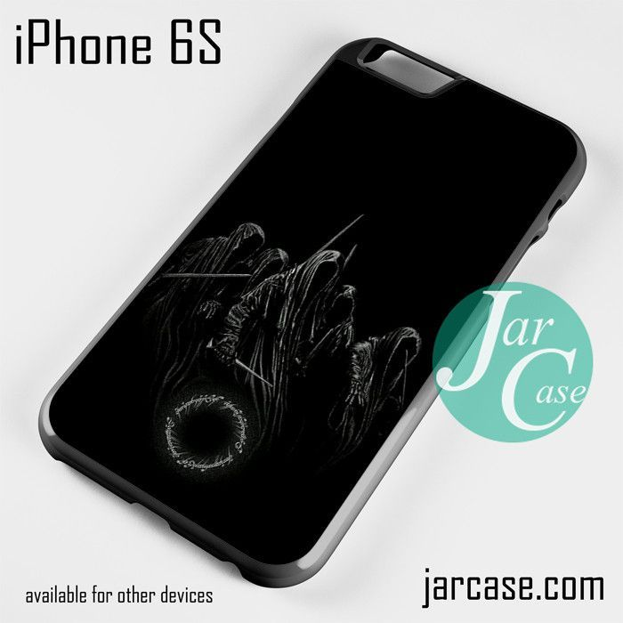 The Lord Of The Rings Villain Phone case for iPhone 6/6S/6 Plus/6S plus