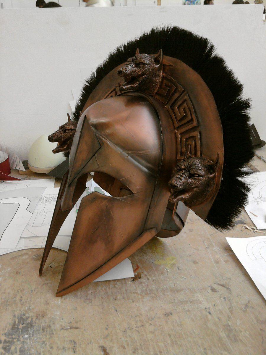 Athena  |Athenas Greek Helmet