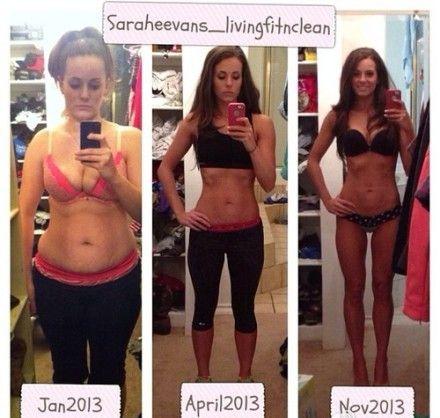 Jillian Michaels Before She Lost Weight