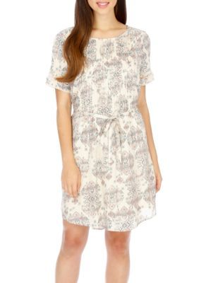 Lucky Brand Natural Jojo Dress