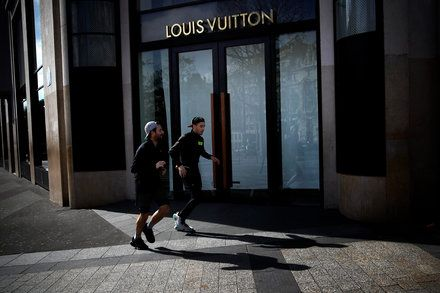 The Luxury Company Lvmh Redirected Its Perfume Factories To Make